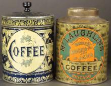 McLaughlin's Banker's Mocha & Java Coffee Tin