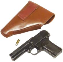 1907 Dreyse German Automatic Pistol