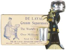 DeLaval Cream Separator Tin Match Holder