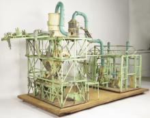 Salesman Sample/Model Energy Plant