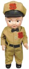 Buddy L Phillips 66 Service Station Man Doll