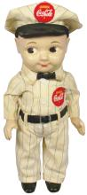 Buddy L Coca Cola Delivery Man Doll