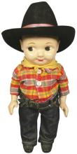 Buddy L Lee Cowboy Doll