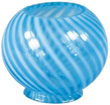 Rare Early Art Glass Globe