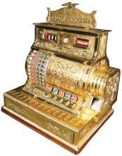 The Hallwood Cash Register