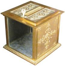 National Cash Register Receipt Box