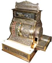 1911 American Cash Register Model 522