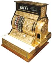 1909 American Cash Register  Model 501