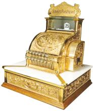 National Cash Register Model 52 1/4