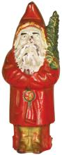 Rare Hubley Cast Iron Santa Still Bank