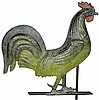 Full Body Rooster Weathervane