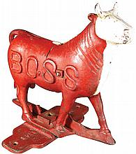 Boss Steer Cast Iron Wind Mill Weight