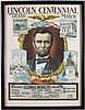 Lincoln Centennial