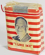 Eisenhower for President Cigarettes