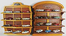 Classic Model Cars of the 50's & 60's