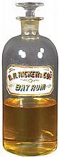 Bay Rum Apothecary Jar