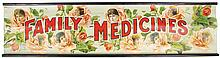 Family Medicines Paper Poster