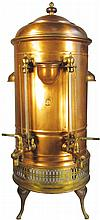 Large Commercial Coffee Copper Urn