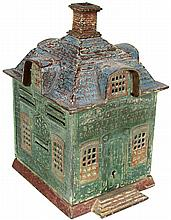 Cast Iron Architectural Bank