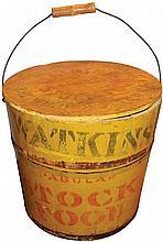 Watkin's Stock Wood Bucket