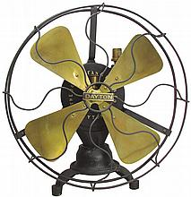 Dayton Fan Company Water Propelled Fan
