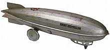 Graf Zeppelin (Dirigible) Pressed Steel Toy