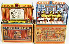 Louis Marx & Co. Tin Litho Toys
