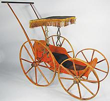 Early Doll Buggy