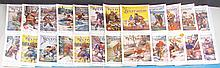 24 issues of Outdoor Recreation Magazine