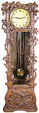 Black Forest Grandfather Clock