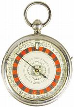 Roulette Pocket Watch Game