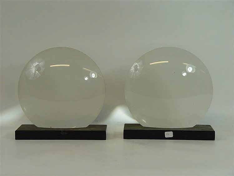 Deux loupes