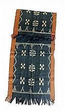 A west Sumba cloth  97 x 44 cm