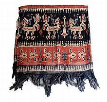 A Sumba cloth  240 x 122 cm
