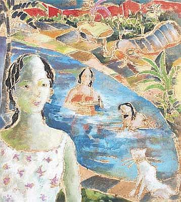 Duatmika, I Made (b. Yeh Embang, Bali, 1970)