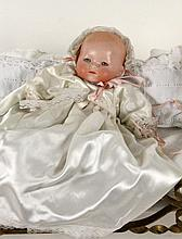 AN ARMAND MARSEILLE BISQE DREAM BABY DOLL