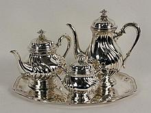 A TEA AND COFFEE SERVICE