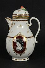A VIENNA COFFEE POT
