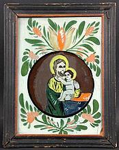 JOSEPH WITH JESUS CHILD