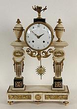 A COLUMN CLOCK