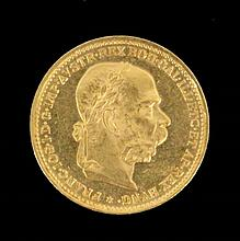 20 GOLD CROWN COIN