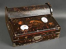 AN OLD WRITING BOX