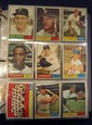 1961 Topps Partial Set (268 cards) VGEX-VG