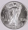 1991 AMERICAN SILVER EAGLE, MS-69+   NICE