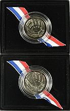 ( 2 ) 2014 BASEBALL HALL OF FAME UNCIRCULATED HALF DOLLARS, IN ORIG. PACKAGING