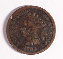 1869 INDIAN HEAD CENT, GOOD