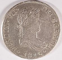 1816 PILLAR DOLLAR