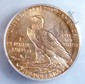 1908 $5 INDIAN GOLD COIN ICG MS-63