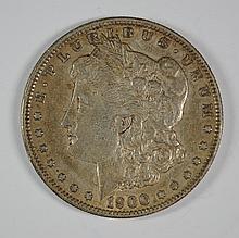1900-O/CC MORGAN DOLLAR XF-AU