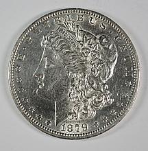 1879-O MORGAN DOLLAR CH BU